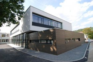 Neue Schule Esslinge - Realschule in Esslingen
